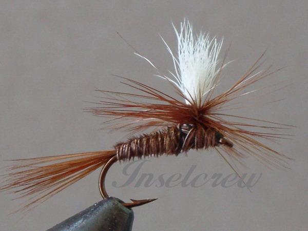 Pheasant Tail Parachute