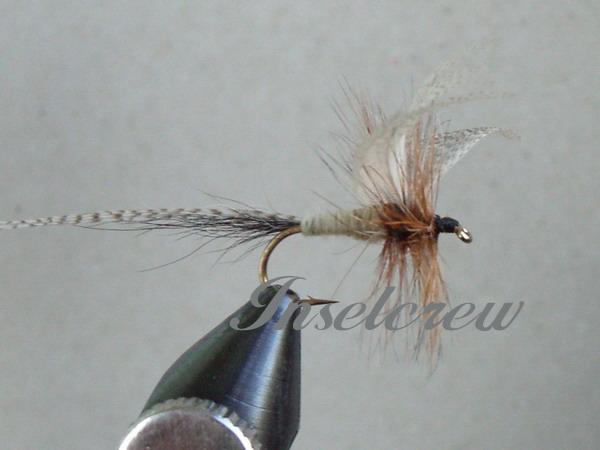 Cream Mayfly Dun