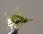 C.D.C. CADDIS TEARDROP EMERGER OLIVE