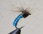 WOVEN C.D.C. KLINKHAMERS BLUE