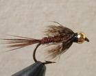 Pheasent Soft Hackle Grey