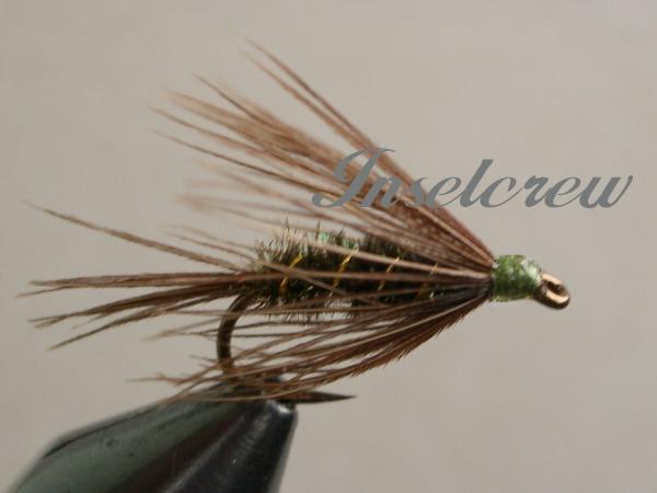 Carey Spezial Peacock