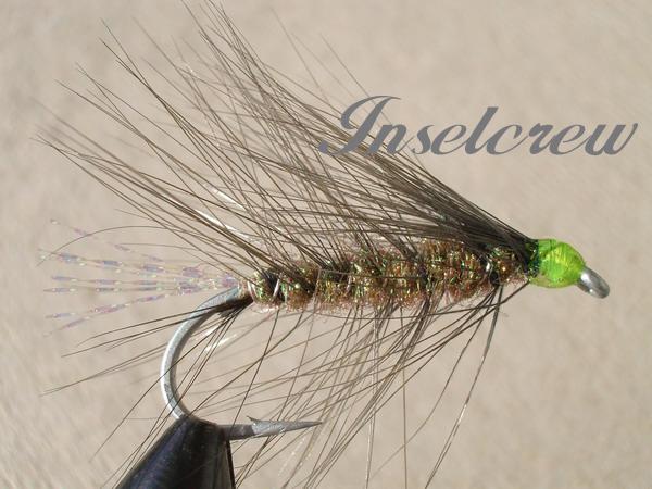 Bondex Fly black green glitter