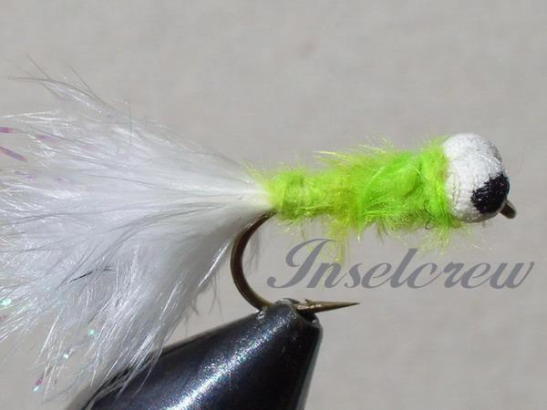 Green marabou stimulator