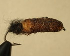 Cased Caddis Black/Brown