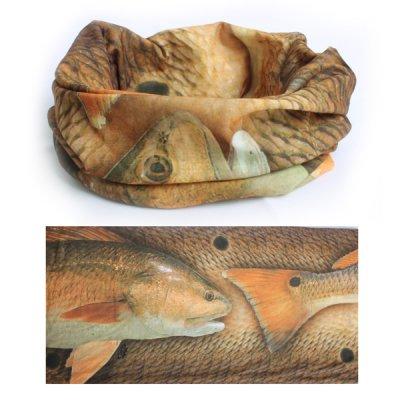 Kopftuch / Halstuch Redfish