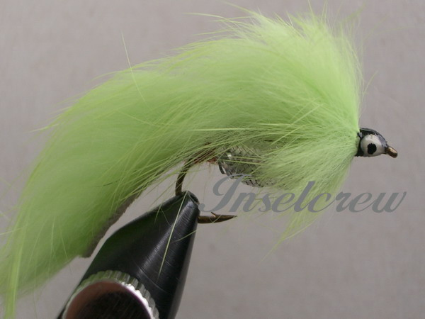 Chartreuse Zonker