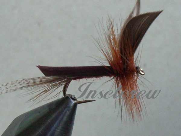 Brown Mayfly Dun